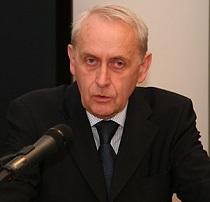 Mark Geleyn, voormalig ambassadeur in Duitsland en Israël